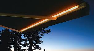 Retractable Awning Accessories Eclipse Lunar Light Package Eclipse Shading Systems