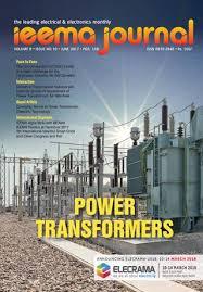 ieema journal july 2017 by ieema journal june 2016 by ieema issuu
