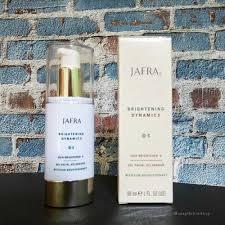 Serum Wajah Jafra jual serum pencerah wajah jafra skin brightener di lapak muong