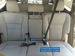 sedans 3 car seats which cars fit three car seats news cars com