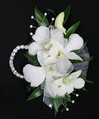 dendrobium orchid dendrobium orchid wristlet stadium flowers