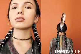 girls embrace their culture through their natural beauty teen vogue