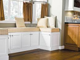 how to build custom base cabinets build a custom look window seat using stock kitchen cabinets