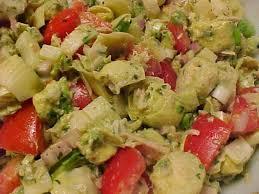recette de cuisine africaine salade africaine entrée exotique facile