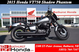 new 2015 honda vt750 shadow phantom impressive power over a broad