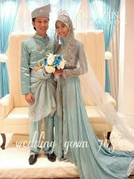 wedding dress brokat kebaya pengantin wedding gown 708 butik jahit pesan jual