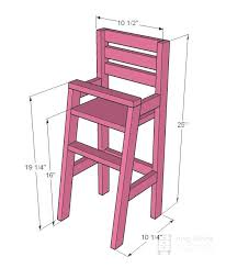 high chair converts into table chair wooden