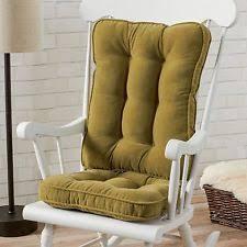 rocking chair cushions ebay