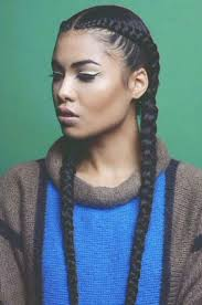 images of french braid hair on black women ponytail hairstyles for black women with curly style hair black