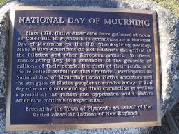 in search of the american national day of mourning aka