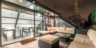 property of the week striking shoreditch penthouse is housed in a