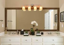 attractive design ideas stick on bathroom mirrors three diy mirror
