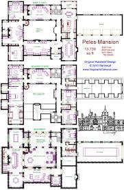 mansion floor plans castle best mansion floor plans ideas on house small