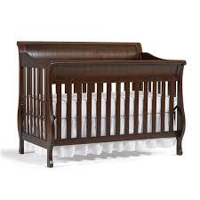 crib with changing table burlington andover crib chocolate nursery pinterest coats burlington