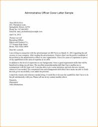 administrative assistant cover letter sample legal job application