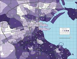 Map Of Dublin Ireland 5 Maps Of Dublin That Will Give You A New Perspective The Daily Edge