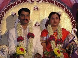 arranged wedding three temples photos