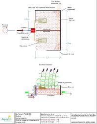 bureau etude assainissement etude de conception assainissement de 5 à 8eh combier paysage