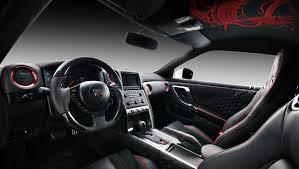 nissan r34 interior nissan gt r given the velvet glove interior treatment auto moto