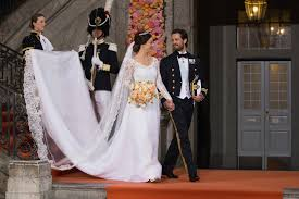 the 34 most iconic royal wedding gowns of the last century huffpost