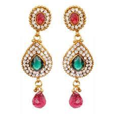 design of earing designer earring exporter from mumbai