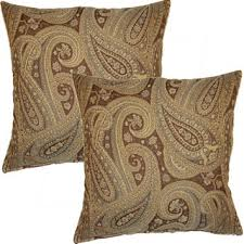 paisley throw pillows shop the best deals for oct 2017