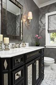 designer bathroom wallpaper modern bathroom design and decorating with wallpaper