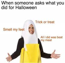 dopl3r com memes when someone asks what you did for halloween