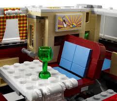 Decoration Pour Camping Car Lego Creator 10220 Jeu De Construction Le Camping Car