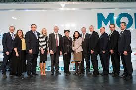 groupe morneau opens 82 door cross dock terminal truck news