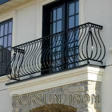 wrought iron balcony railing view wrought iron balcony railing