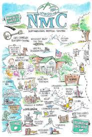 Washington Monuments Map by Cartoon Maps