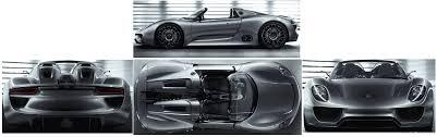 Porsche 918 Spyder Concept - the blueprints com blueprints u003e cars u003e porsche u003e porsche 918