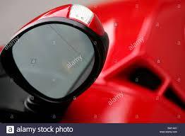 honda civic type r mugen wing mirror detail of a honda civic type r mugen special edition