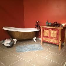 rustic amish vanity for unique bathroom look amish bathroom