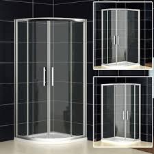 Shower Door Screen Quadrant Shower Enclosure Self Clean Glass Cubicle Door Screen