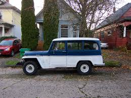 1962 willys jeep pickup the street peep 1957 willys jeep station wagon
