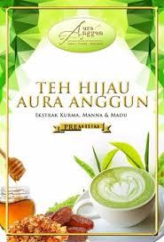 Teh Hijau green tea teh hijau aura anggun buy green tea aura anggun