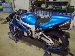 yamaha yzf r6 600 cm 2002 kouvola motorcycle nettimoto