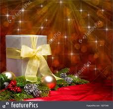 holidays christmas present and decoration stock image i3277340