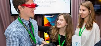 Sunglasses For Blind People Romanian Students Won Global Competition For Inventing High Tech
