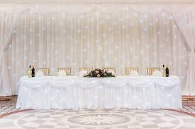 wedding venue backdrop room draping to hire for wedding receptions commercial venues