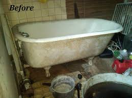 Old Fashioned Bathtubs To Clean An Antique Clawfoot Tub