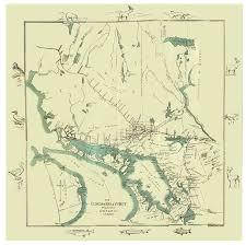 Hamilton Nj Map The Georgian Bay By James Cleland Hamilton