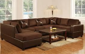 Sectional Sofas U Shaped U Shaped Sectional Sofas Living Room Cintascorner U Shaped