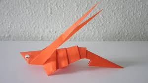 tutorial how to make simple u0026 easy cute paper prawn youtube