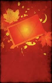 thanksgiving song program cover harvest fall church bulletin covers