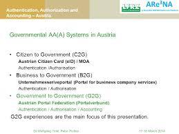 26 februar 2014 authentication authorisation accounting