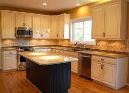 Painted Oak Kitchen Cabinets by Update Oak Kitchen Cabinets New House Pinterest Mason Ohio