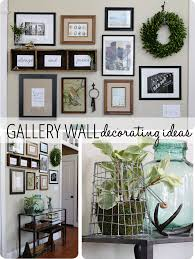 gallery wall ideas u0026 she sent me what finding home farms